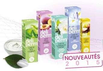 Gamme deliderm